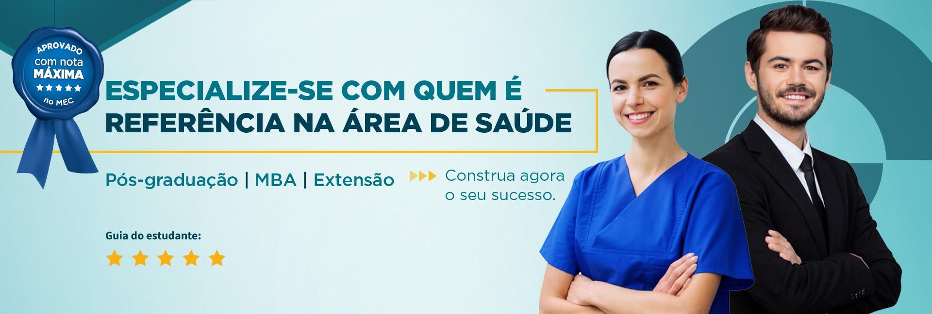 MBA, Pós-Graduação e Curso de Extensão na Faculdade do Hospital Oswaldo Cruz